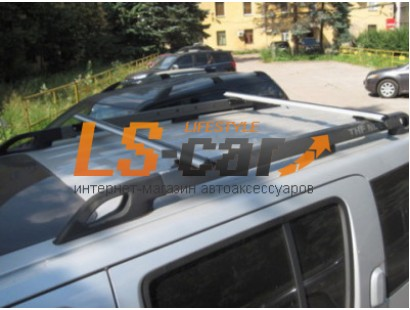 ATLANT Багажник в сборе аэродинам. Nissan Pathfider 2006 (1100)