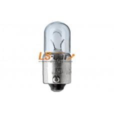 Лампа габаритная Hella Т4W 12V в блистере  8GB 002 067-121 (комплект .2шт)