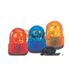 Маяк галогеновый TBL08 (24V, синий, магнит)20/5305