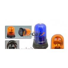 Маяк галогеновый TBL104 (24V, синий, магнит)20/5307