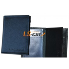Бумажник водителя с обложкой паспорта/БВЛ-3К/Л