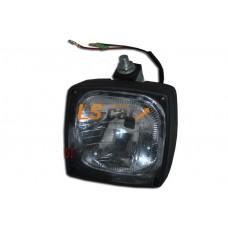 Фара дополнительная  ZK-04-160 (лампа H3) на грузовые а\м (белый)