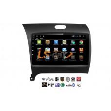 Автомагнитола- штатное головное устройство Android 8.1 Kia Cerato III 2013-2018