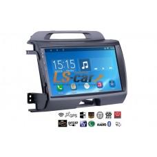 Автомагнитола- штатное головное устройство Android 8.1 Kia Sportage III 2010-2014 дорейсталинг